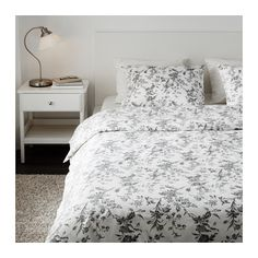 ALVINE KVIST Funda nórd y 2 fundas almohada - 240x220/50x60 cm - IKEA