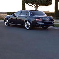 Mercedes 600 Royal