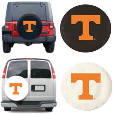 University of Tennessee Exact Fit Tire Cover