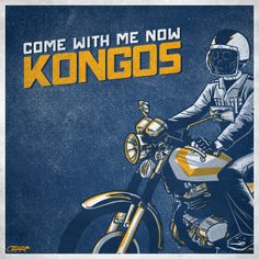 KONGOS - Come With Me Now http://www.youtube.com/watch?v=Gz2GVlQkn4Q