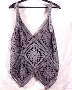 I only use high quality materials and manual labor in their products. These great products will bring joy to you and your family. Crochet Hooded Scarf, Crochet Coat, Crochet Tunic, Crochet Motif, Crochet Yarn, Crochet Clothes, Crochet Stitches, Crochet Patterns, Crochet Summer Tops