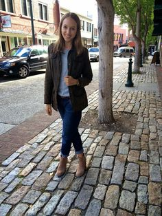 Southern. Preppy. Chic.: Outfits in Asheville