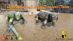 ARK Lystrosaurus (Cutest Dino Yet!)Tame
