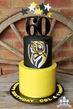 Richmond Tiger Cake