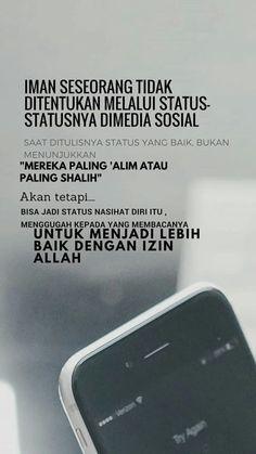Quotes Rindu, Allah Quotes, Muslim Quotes, Quran Quotes, People Quotes, Daily Quotes, Best Quotes, Reminder Quotes, Self Reminder