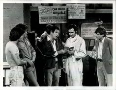 1970's TV Shows | Taxi TV Series Photo Late 1970's