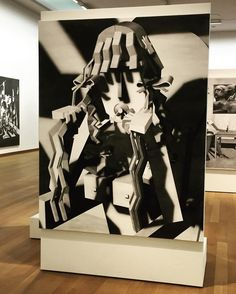 #averysinger . . . #stedelijk #art #artist #soloshow #exhibition #museum #artdaily #artphoto #installationview #contemporaryexhibition #contemporaryart #femaleartist #female #women #womeninart #3d #3dprinting #legos #amsterdam #amsterdamcity #blackandwhite #travels #postinternet #irl #youngartist #postinternet #digitalart #netart #internet #cubism by v_fois