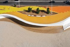 Benidorm West Beach Promenade | Benidorm, Spain | OAB. Office of Architecture | photo © Alejo Bagué