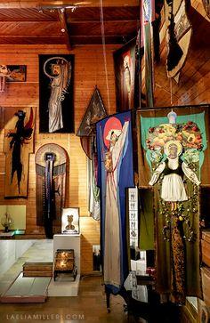 Assemblage Art, Fair Grounds, Artists, Artist
