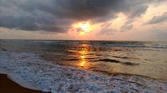 Recife praia de Boa Viagem Por do sol. By Flora Steuer Costa