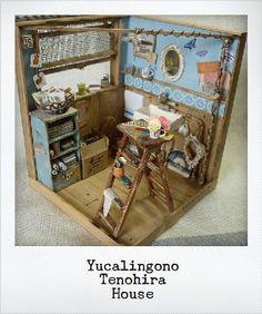 •• Yuka manzana Roh casa de palma de byYucalingo Petit House