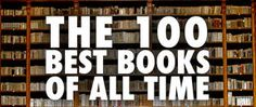 """The 100 best books of all time - In 2002, the Norwegian Book Clubs gathered 100 authors from 54 countries and asked each one to list the 10 best works of fiction of all time. The authors responded and this list was created. The titles are arranged alphabetically by author name, so no one book stands above any other. The listmakers did, however, honor a single work – """"Don Quixote"""" by Miguel de Cervantes – with the title of """"best literary work ever written."""" The following is the group's…"""