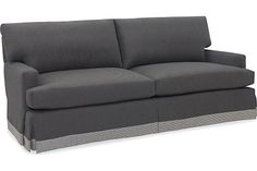CR Laine Sofa: CD8801T-2 (Long Sofa)  #drdsofas