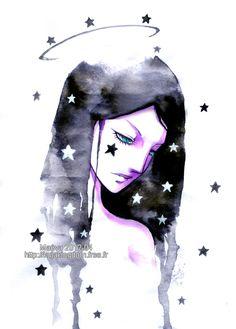 Stars by =Maevachan