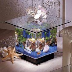 Aqua Square Coffee Table 25 Gallon Aquarium   675   Products   Pinterest    Square Coffee Tables And Products