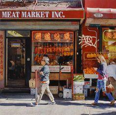 José Luís Corella - Meat Market