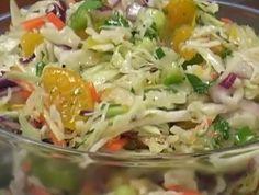 Cole Slaw Recipe: Classic Recipe for Vinegar Cole Slaw