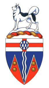 Yukon - coat of arms America And Canada, North America, Murdoch Mysteries, Fur Trade, Canadian History, St Pierre And Miquelon, O Canada, National Flag, Scottie