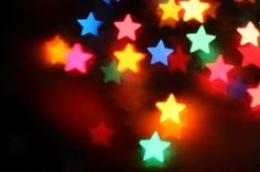 Beautiful Examples Of Bokeh Photography  - Bokeh Stars By Otomax