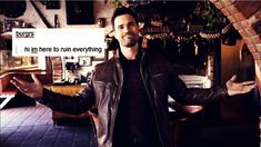 """hi im here to ruin everything"" grant ward + text posts #Marvel Agents of S.H.I.E.L.D. #AoS #AgentsofSHIELD"