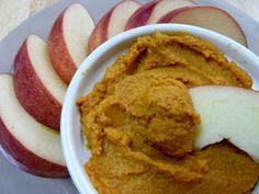 Cookin' Cowgirl: Pumpkin Peanut Butter Dip