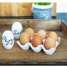 Protein time - Eggs/Salt'n/Pepper | Riviera Maison The Netherlands