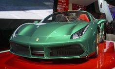 Ferrari 488 Spider - Perry Stern, Automotive Content Experience
