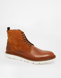 Soulland Leather Boots