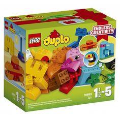 #Lego #LEGO® #10853   LEGO DUPLO Kreativ-Bauset bunte Tierwelt Gebäudeset  Alter: 1.5, Teile: 75.    Hier klicken, um weiterzulesen.  Ihr Onlineshop in #Zürich #Bern #Basel #Genf #St.Gallen