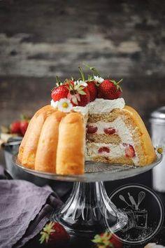 Charlotte aux fraises, simple et délicieuse !