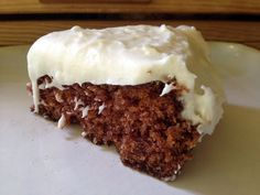Amish Carrot Cake With Cream Cheese Frosting