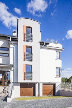Okna od bydgoskiego producenta stolarki okiennej Stolmar dla inwestycji w bloku mieszkalnym w Bydgoszczy.