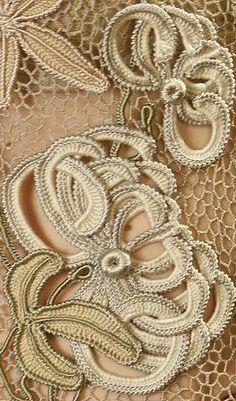 ırish crochet....<3 Deniz <3