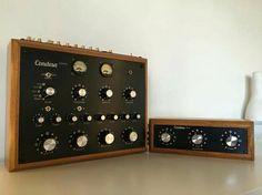 Condesa Electronics. Carmen Mixer and Lola Isolator.