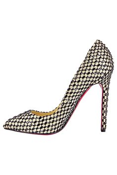 "Christian Louboutin - 2013 Spring-Summer ""Pigalle"" (crepe satin lace)"