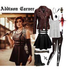 Addison Carver #Addison #Carver #ZNation #AddisonCarver #Anastasia #Baranova #AnastasiaBaranova #Zombie #Apocalypse #Walkers #Survivors #PostapocalypticWorld