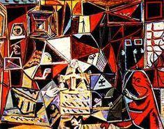 ARTE, PINTURA Y GENIOS.: Pablo Picasso: El encuentro con los clásicos.