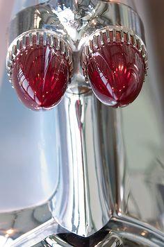 Cadillac Eldorado tail lights