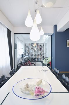 View the full picture gallery of Apartment In Bucharest Interior Design Work, Bucharest, Apartment Design, House Tours, Interior Architecture, Relax, Shelves, House Design, Pictures