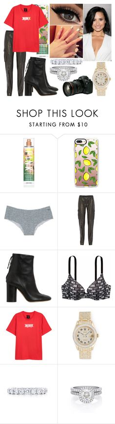"""""""Samedi 24 Juin 2017 Soir (20H)"""" by laurie-1994 ❤ liked on Polyvore featuring Victoria's Secret, Samsung, Casetify, Victoria's Secret PINK, Balmain, Isabel Marant, Rolex, Tiffany & Co., De Beers and Eos"""