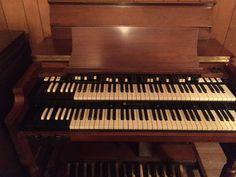 Hammond B3 1969 with a Leslie 122 RV   Reverb