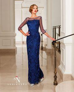 Uno de mis vestidos favoritos de Sonia Peña . Ref: 1160017