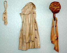 carved clothing by Livio De Marchi #woodcarving #carving #art