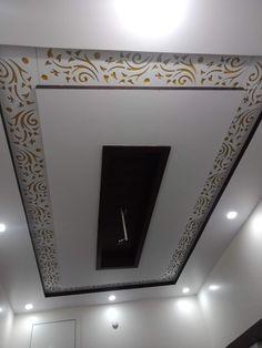 Jaali Design, House Ceiling Design, Ceiling Design Living Room, Bedroom Pop Design, Bedroom Door Design, Ceiling Tiles, Pooja Room Design, False Ceiling Design, Pvc Ceiling Design