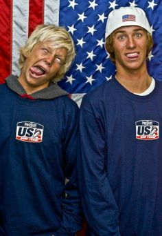 kolohe andino and evan geiselman, oh when they were little...