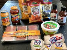 #ad Loving this #BigGameBBxx for these delicious new foodie finds to enjoy on game day! What are you eating for the Big game?