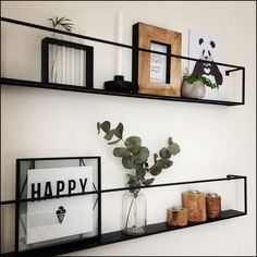 room interior black steel wall shelf Cool boards of woood meert! Living room interior black steel wall shelf The post Cool boards of woood meert! Living room interior black steel wall shelf appeared first on Fotowand ideen. Cool boards of woood meert! Decor Room, Living Room Decor, Bedroom Decor, Home Decor, Bedroom Wall, Bedroom Furniture, Furniture Design, Living Room Storage, Interior Design Living Room