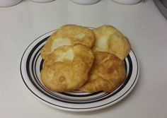 Fry bread Recipe -  Yummy this dish is very delicous. Let's make Fry bread in your home!