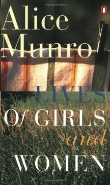 Lives of Girls and Women - it bore into my soul and warmed it.