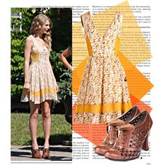 taylor 4 by snowwhite205 on Polyvore featuring Sam Edelman